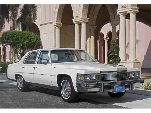Picture of '79 Fleetwood Brougham - MNG3