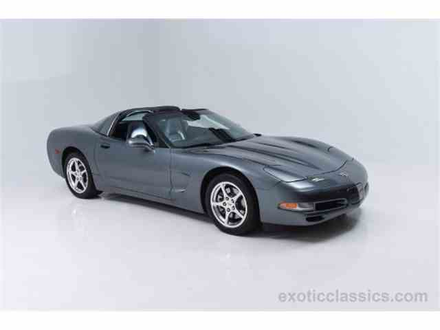 Picture of '03 Corvette - MNGJ