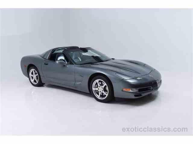 Picture of '03 Corvette - MNGJ