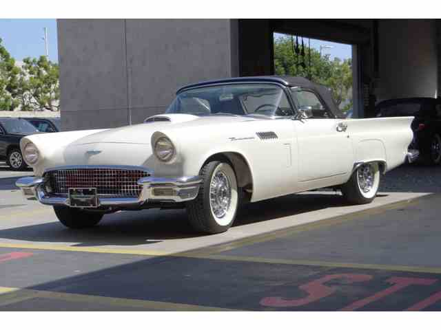 Picture of '57 Thunderbird - MIPO