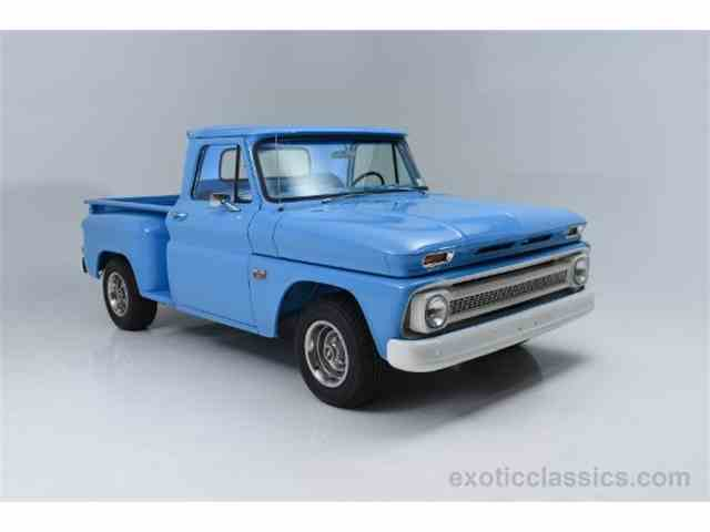Picture of '66 C/K 10 - MNGY