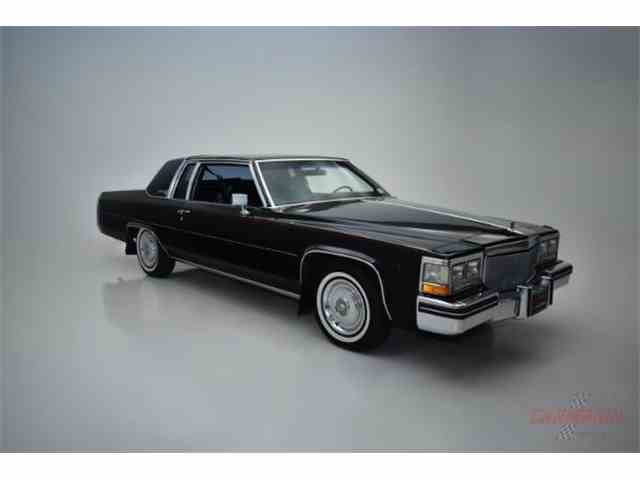 Picture of '84 Coupe DeVille - MNHA