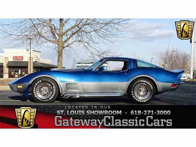Picture of Classic 1973 Chevrolet Corvette Offered by Gateway Classic Cars - St. Louis - MIPR