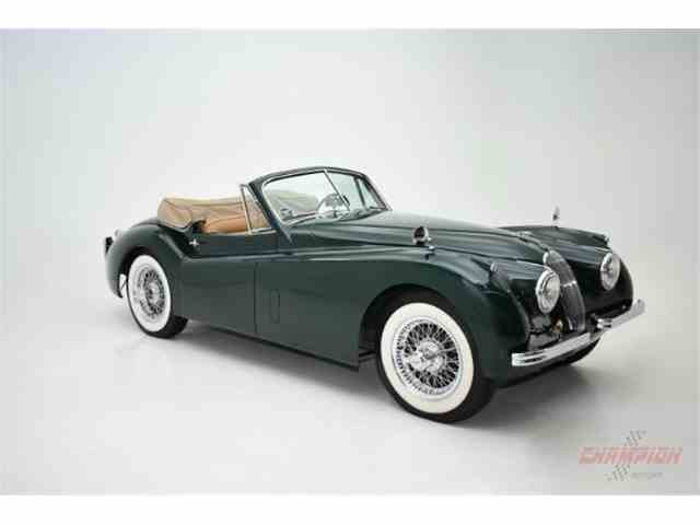 Picture of '54 XK120 - MNHJ