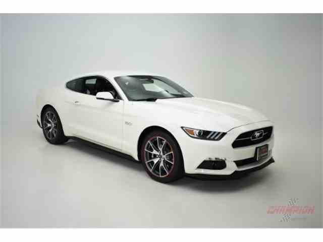 Picture of '15 Mustang - MNHW