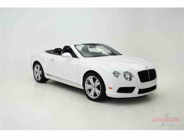 Picture of '13 Continental GTC V8 - MNHZ