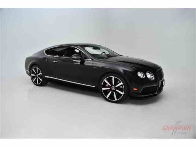 Picture of '15 Continental GT V8 S - MNIJ