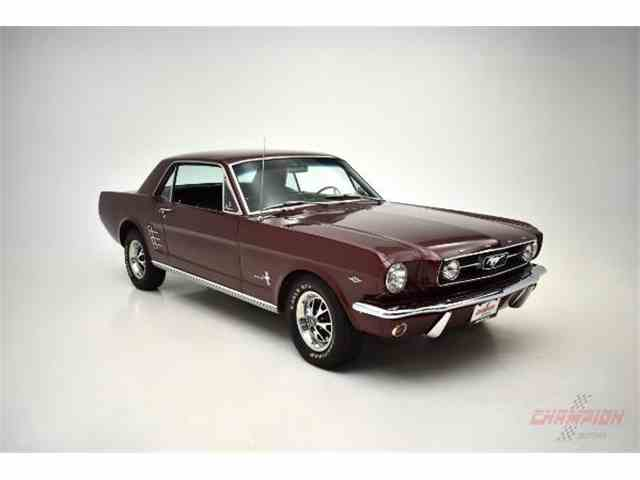 Picture of '66 Mustang - MNIT