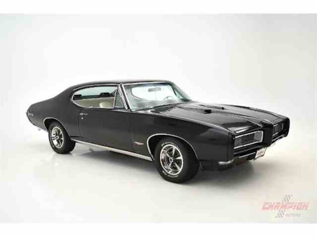 1968 pontiac gto for sale on. Black Bedroom Furniture Sets. Home Design Ideas
