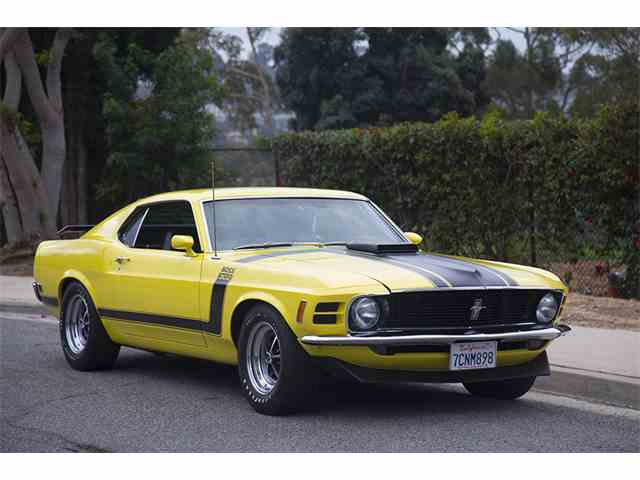 Picture of '70 Mustang - MNJX