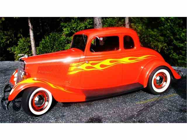 1934 ford 5 window coupe for sale on for 1934 5 window coupe for sale