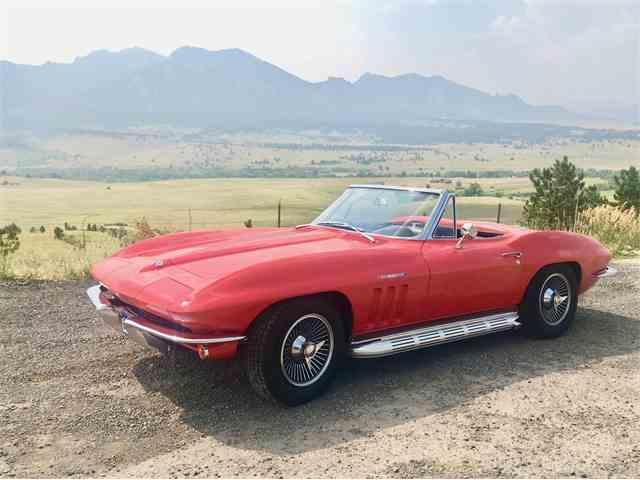 Picture of '65 Corvette - MNK8