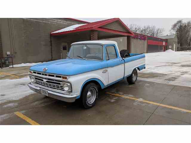 Picture of '66 F100 - MNKT