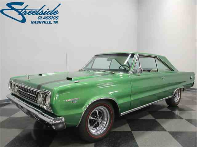 Picture of Classic '67 GTX located in Tennessee Offered by Streetside Classics - Nashville - MIQ3