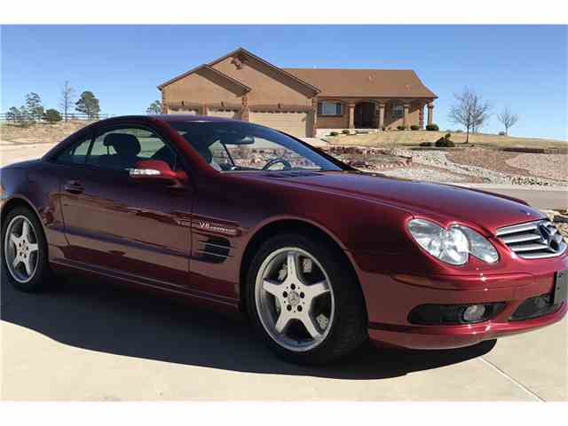 Picture of '03 SL55 - MNKZ