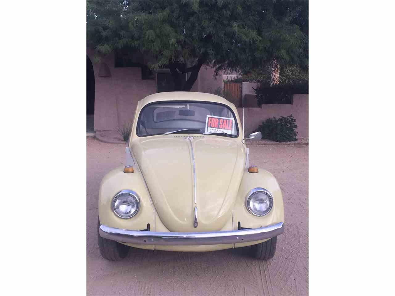 Large Picture of '69 Beetle - MI6V