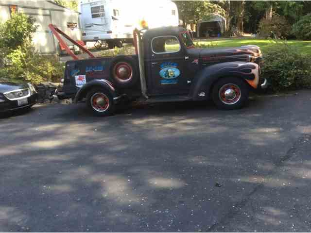 Picture of '48 International Tow Truck located in Washington - $6,000.00 - MNM0