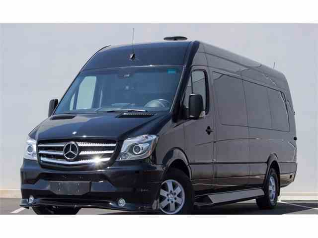 "Picture of '15 Sprinter Cargo Vans 2500 170"" Ext - MNM5"