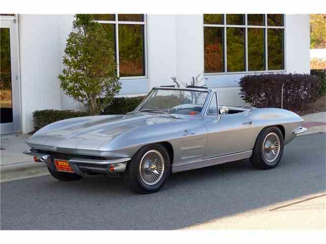 Picture of '63 Corvette - MIQ8