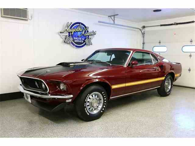 Picture of '69 Mustang - MNMP
