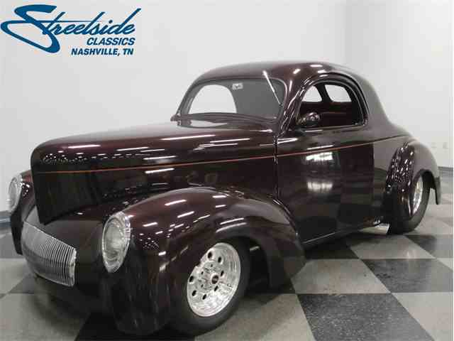 Picture of '41 Willys Coupe located in Lavergne Tennessee - $76,995.00 - MNNS