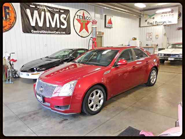 Picture of '08 CTS - MNNW