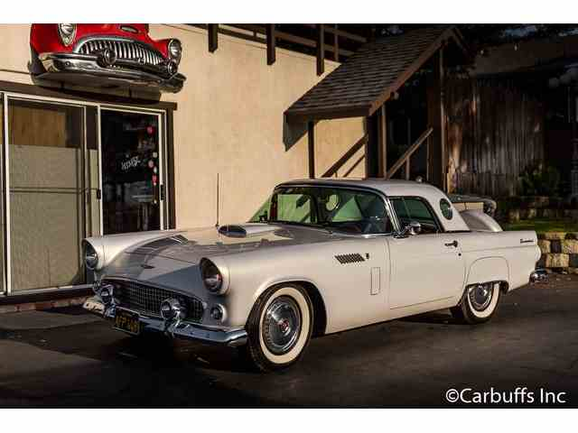 Picture of 1956 Thunderbird located in California - $38,950.00 Offered by Carbuffs - MNOH