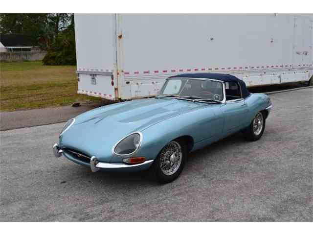 Picture of '63 E-Type - MNOX