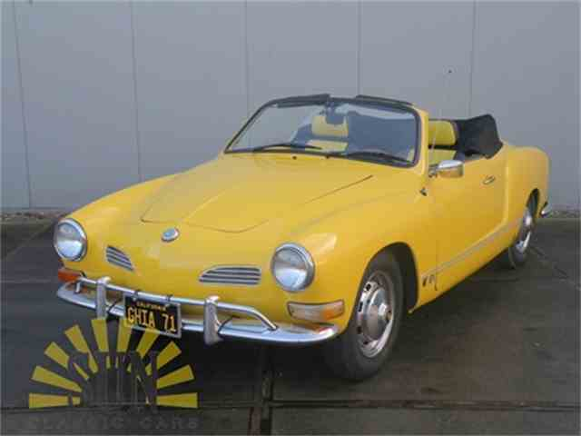 Picture of '71 Karmann Ghia - MNPJ
