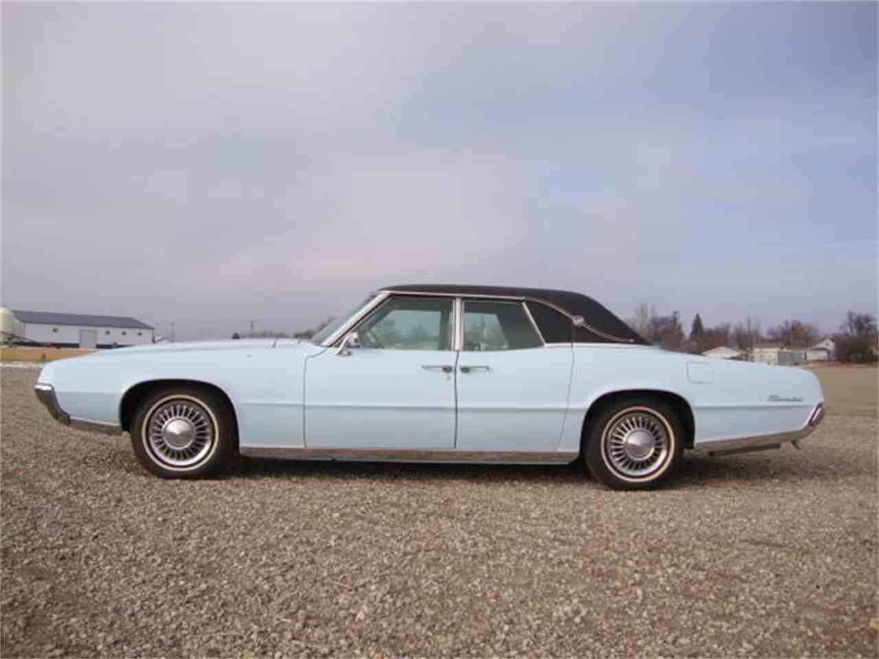 Picture Of 67 Thunderbird
