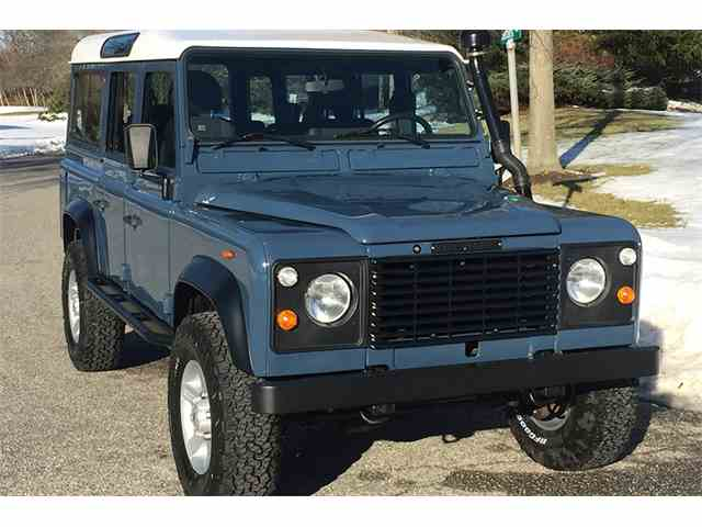 Picture of '83 Defender - MNQP