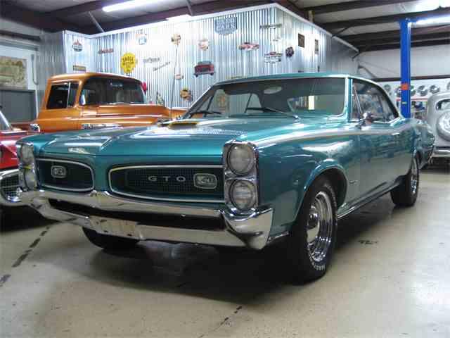 Picture of '66 GTO - MNRM