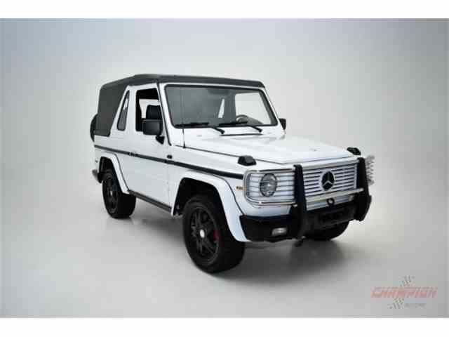 Picture of '91 G-Class - MNRV
