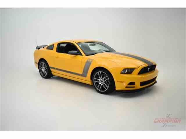 Picture of '13 Mustang Boss 302 - MNS2