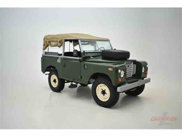 Picture of '74 Series III - MNS7
