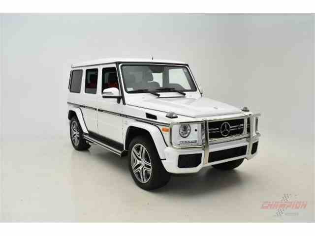 Picture of '16 G-Class - MNSD