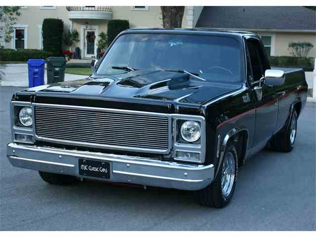 Picture of '73 C10 - MNSZ