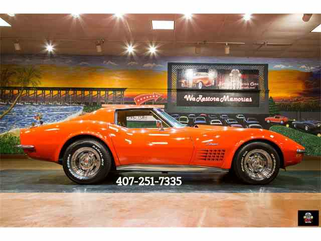 Picture of '70 Corvette - MNT8