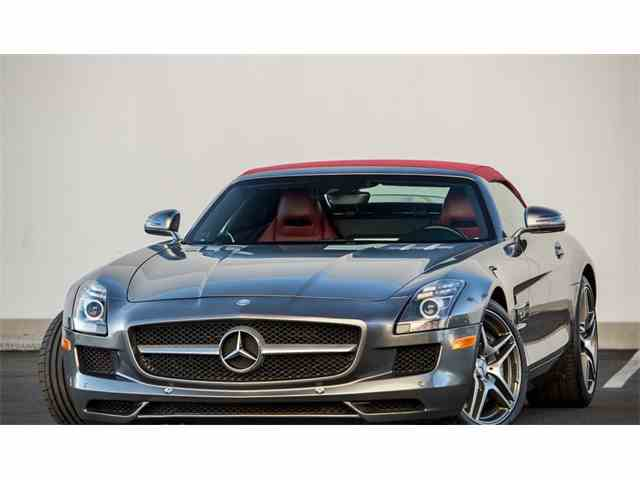 Picture of '12 SLS AMG Roadster - MNTW