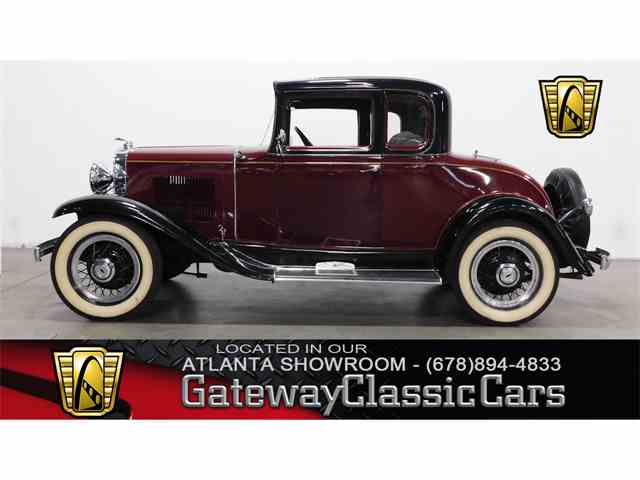 Picture of '31 Chevrolet AE Independence - $25,995.00 Offered by Gateway Classic Cars - Atlanta - MNU8