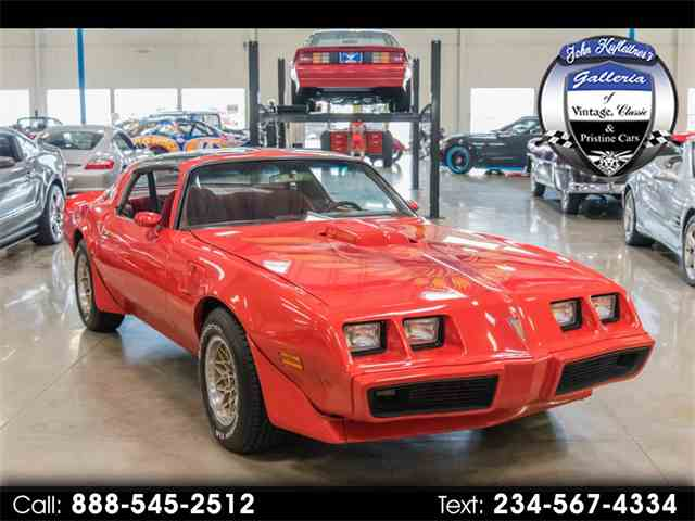 Picture of '79 Firebird Trans Am - MNUN