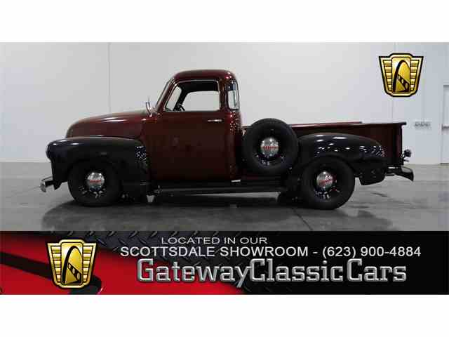 Picture of Classic 1950 Chevrolet 3100 located in Arizona - MNUS