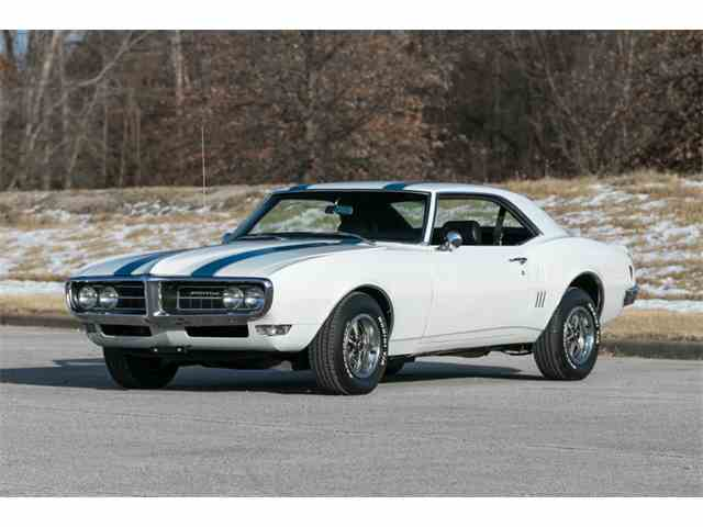 Picture of '68 Firebird - MNUT