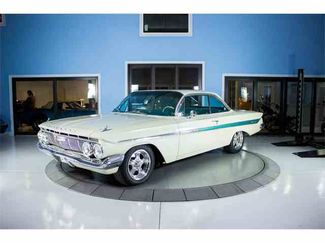 Picture of '61 Impala Bubble-Top - MNV5