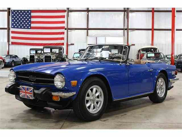 Picture of '76 TR6 - MNVG