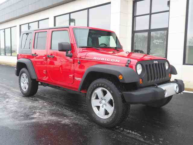 Picture of '09 Wrangler - MNVW