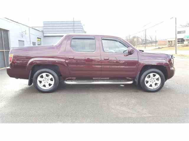 Picture of '07 Ridgeline - MNVZ
