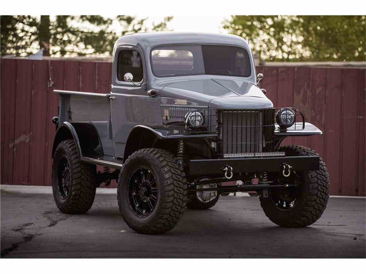 1941 Dodge Power Wagon For Sale Classiccars Com Cc 1050074