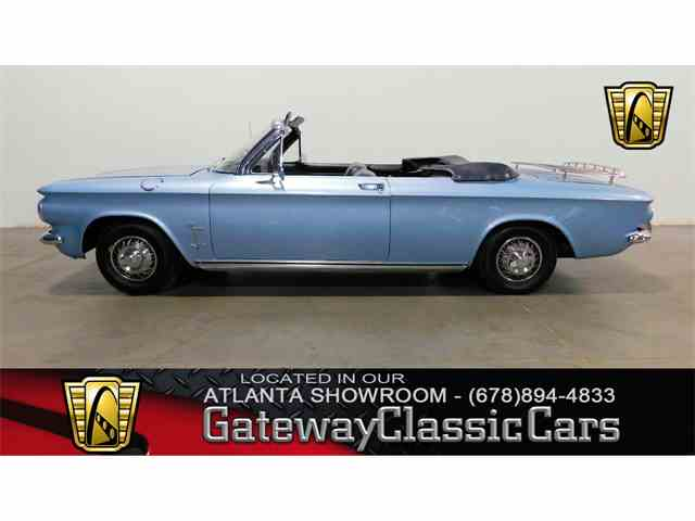 Picture of '63 Corvair - MNW8