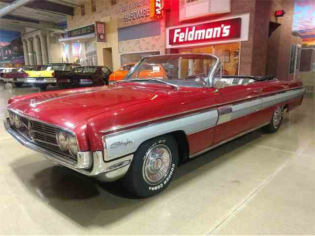 Picture of Classic 1962 Oldsmobile Starfire located in Iowa - $49,500.00 Offered by Okoboji Classic Cars LLC  - MNWO